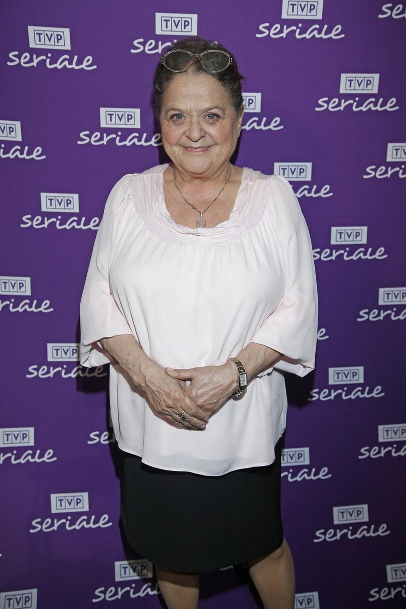 """W serialu """"Ranczo"""" Grażyna Zielińska zagrała tajemniczą """"Babkę"""" - zielarkę i znachorkę. Początkowo, gdy otrzymała propozycję zagrania tej roli, obruszyła się. Ale praca na planie """"Rancza"""", koniec końców, okazała się dla niej wspaniałą przygodą."""