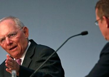 Niemiecki minister finansów: Bądźcie wyrozumiali wobec Europy Środkowej