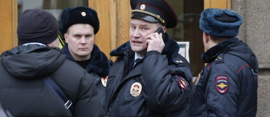 Eksplozja w centrum Rostowa nad Donem. Do wybuchu doszło na ulicy Socjalistycznej, o godzinie 6.00 polskiego czasu. Ranny został bezdomny.