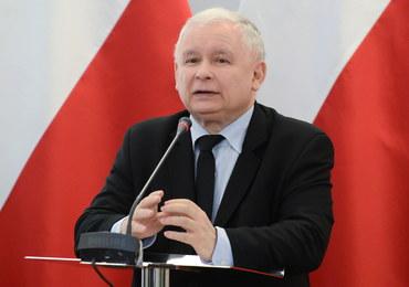 Kaczyński: PiS nie wycofuje się z dążenia do zakazu aborcji z powodu choroby dziecka