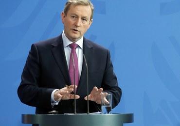 """Premier Irlandii ostrzega przed skutkami Brexitu. Mówi o """"uciążliwej granicy"""""""