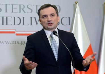 Afera SKOK Wołomin: Ziobro krytykuje decyzję sądu ws. Piotra P.