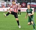 Cracovia - Śląsk 1-0. Szczepaniak: Zostawiliśmy serce na boisku
