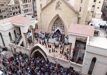 Co najmniej 43 zabitych w atakach na kościoły w Egipcie