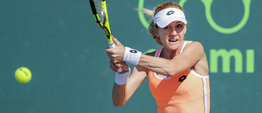 Urszula Radwańska postanowiła na miesiąc wycofać się z gry w tenisa. Tenisistka nie doszła jeszcze do siebie po przebytej mononukleozie.