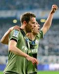 """Lech - Legia 1-2. Kasper Hamalainen pogrążył """"Kolejorza"""". Kibice nie mieli litości"""