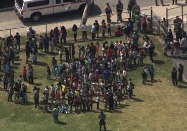 Strzelanina w amerykańskiej szkole. Wśród ofiar jest 8-latek