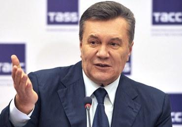 """Proces Janukowycza o """"zdradę stanu"""" rozpocznie się 26 czerwca"""