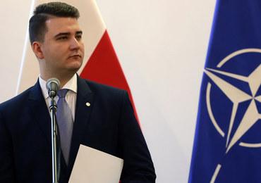 Pensja Misiewicza: Jest reakcja Polskiej Grupy Zbrojeniowej
