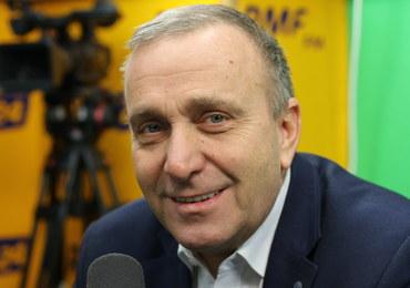 Grzegorz Schetyna w RMF FM: Potrzebne jest nowe otwarcie ws. sądów