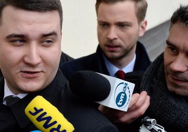 """Misiewicz złożył rezygnację z członkostwa w PIS. """"Chciałbym przeprosić Polaków za żenujący spektakl"""""""