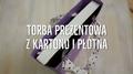 Jak zrobić torbę prezentową z kartonu?
