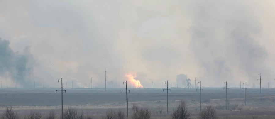 Miliard dolarów wynoszą straty spowodowane przez marcowy pożar w największych na Ukrainie składach amunicji w pobliżu miasta Bałaklija, w obwodzie charkowskim na wschodzie kraju. Taką informację podał szef parlamentarnej komisji bezpieczeństwa i obrony Serhij Paszynski.