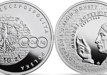 Kopernik wielkim ekonomistą był. I trafi na monetę