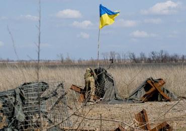 Trzy lata walk w Donbasie. Dotychczas zginęło 2,6 tys. ukraińskich żołnierzy