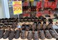 Bosy Polak napadł na sklep obuwniczy w Kolonii