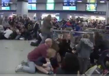 Wybuch paniki na nowojorskim dworcu. 13 osób rannych