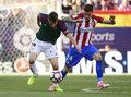 Atletico Madryt - Osasuna Pampeluna 3-0. Dublet Ferreiry-Carrasco