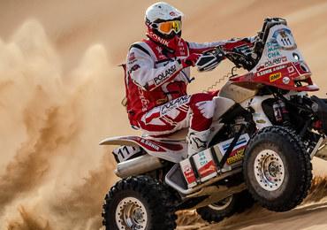 Rajd Kataru: Rafał Sonik zapowiada walkę o zwycięstwo