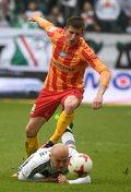 Legia - Korona 0-0. Jacek Kiełb: Szkoda, że nie strzeliłem