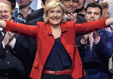 """Obietnice Le Pen: """"Walka z potopem imigrantów"""" i """"wydobycie Francji z więzienia UE"""""""