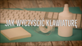 Jak czyścić klawiaturę komputera?