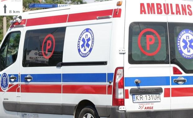 Siedem osób, w tym pięcioro dzieci trafiło do szpitala w Tarnowie. Informację dostaliśmy na Gorącą Linię RMF FM.