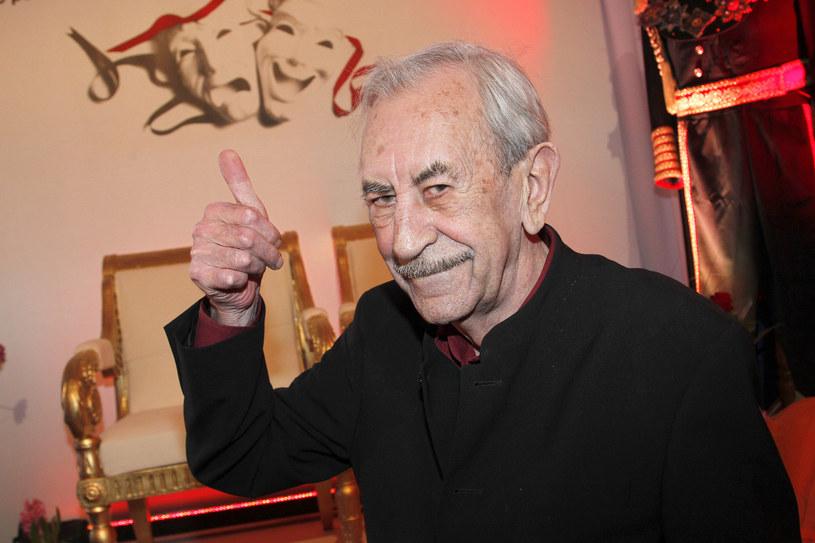 Jan Kobuszewski, kabareciarz, legenda polskiej sceny filmowej i teatralnej, obchodzi 19 kwietnia swoje 83. urodziny. Z jakich ról go pamiętamy?