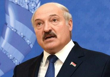 Łukaszenka skrytykował NATO i UE. Posłużył się przykładem Polski
