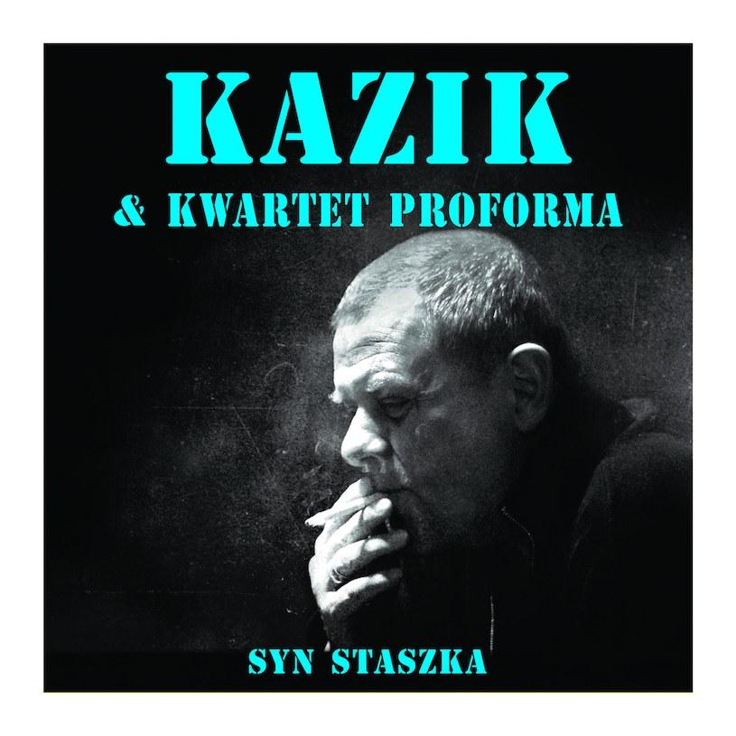 """19 maja do sprzedaży trafi wspólny album Kazika Staszewskiego i Kwartetu ProForma - """"Syn Staszka""""."""