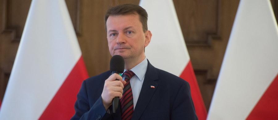 Nie wycofujemy się z zamierzeń powołania województwa częstochowskiego, ale zrealizujemy te zamierzenia w dalszej perspektywie; w kolejnej kadencji; jeżeli naród tak zadecyduje, rząd PiS przystąpi do korekty podziału administracyjnego - zapowiedział w Sejmie szef MSWiA Mariusz Błaszczak.