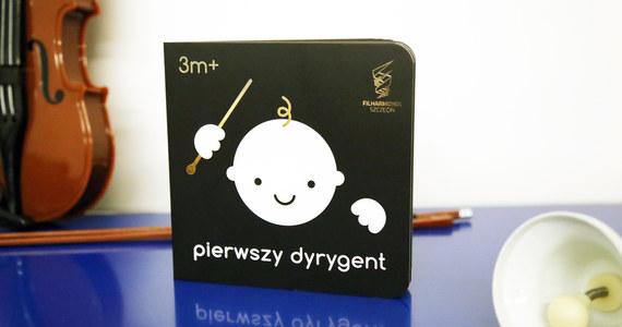 Filharmonia im. Mieczysława Karłowicza w Szczecinie wydała książkę dla... niemowląt. Ma ona budować więź dziecka z rodzicem oraz kształcić przyszłego melomana.