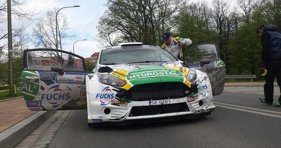 Zbigniew Gabryś jest liderem Rajdu Świdnickiego po drugim dniu rywalizacji. 18,3 sekundy traci do niego drugi Filip Nivette, trzeci jest Marcin Gagacki (+35,2 sekundy). W niedzielę ostatni etap zmagań.
