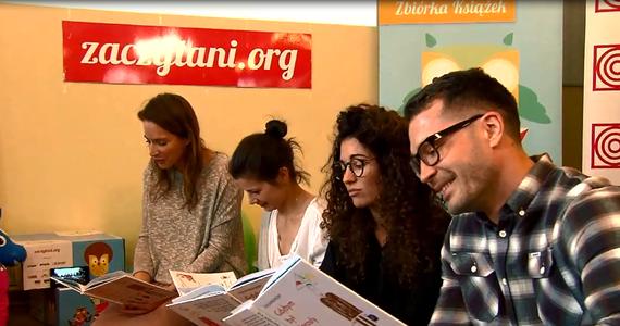 W poniedziałek rusza Wielka Zbiórka Książek, które trafią do dzieci, młodzieży oraz dorosłych przebywających w szpitalach w całej Polsce. Książki będzie można oddać do 21 maja.