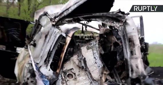 Rosyjskie MSZ nazwało prowokacją incydent w Donbasie, gdzie w następstwie wybuchu samochodu OBWE zginął Amerykanin, a dwie inne osoby zostały ranne. Do tragedii doszło w rejonie obwodu ługańskiego kontrolowanym przez prorosyjskich separatystów.