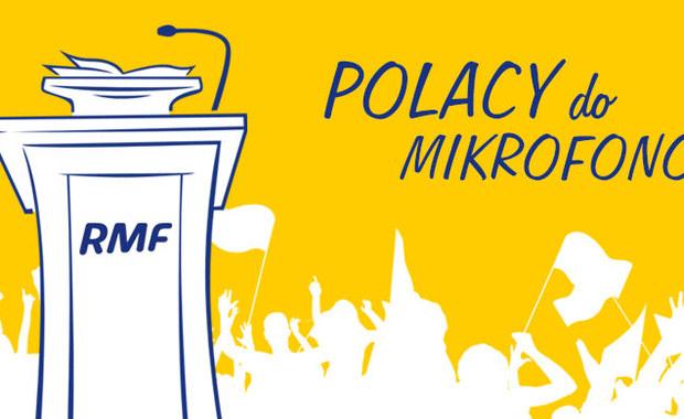 3 maja każdy może być przez chwilę posłem... w RMF FM! Na placu Szewczyka w Katowicach stanie nasza żółto-niebieska mównica, a na niej Ty!