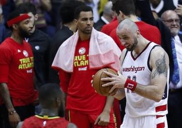 NBA: Pięć punktów Gortata, ważne zwycięstwo Wizards