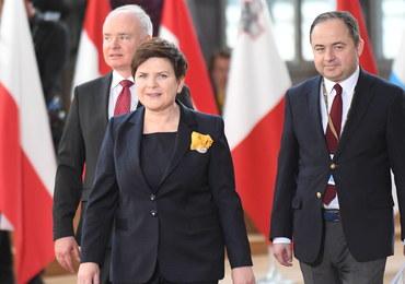 Szydło: Na tym etapie Polska ma trzy najważniejsze cele ws. Brexitu