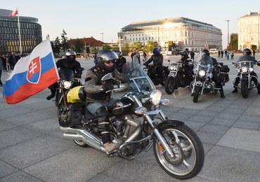 """Rajd """"Nocnych Wilków"""" jedzie przez Polskę. """"Rosjanie dołączą. Nie powiem gdzie"""""""