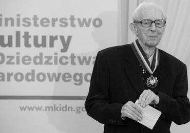 Tomasz Burek nie żyje. Był krytykiem i historykiem literatury