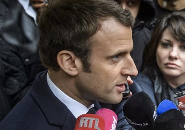 """Jest odpowiedź MSZ na słowa Macrona. """"Rząd nie jest sojusznikiem pani Le Pen"""""""
