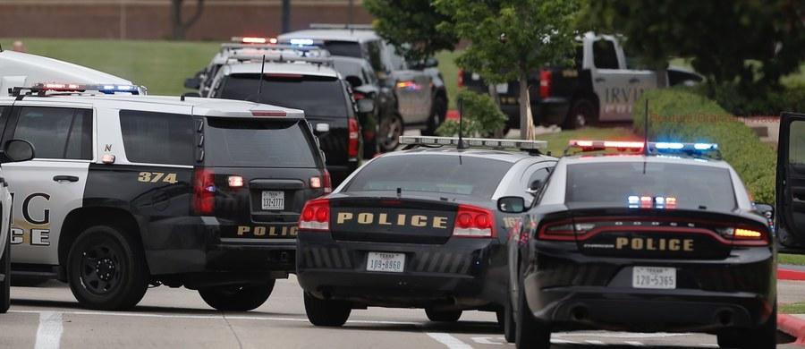 Dwie osoby zginęły w incydencie z użyciem broni palnej na terenie kampusu uczelni położonego na przedmieściach Dallas w amerykańskim stanie Teksas - poinformowały miejscowe władze. Jak przekazała policja, wśród ofiar śmiertelnych jest sprawca zajścia.