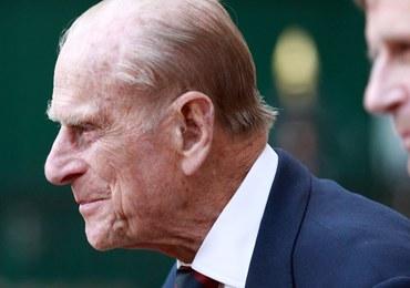 Książę Filip wycofuje się z życia publicznego