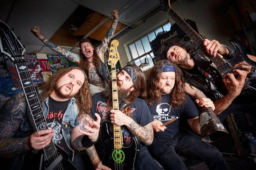 23 czerwca światło dzienne ujrzy szósta płyta thrashowej grupy Municipal Waste z USA.