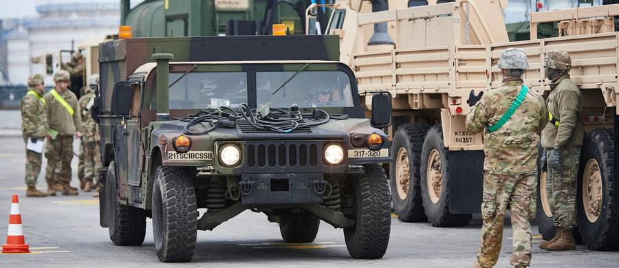 Element dowodzenia amerykańską misją wojskową Atlantic Resolve został przeniesiony z Niemiec do Poznania - poinformowało Dowództwo Generalne Rodzajów Sił Zbrojnych.