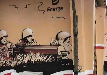 Sopot: Spór o mural, który upamiętnia obrońców Westerplatte