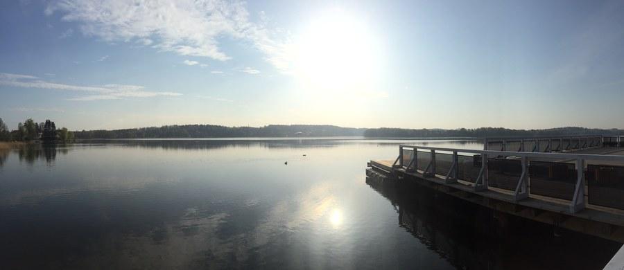 Dzięki zaproszeniu i głosom mieszkańców Twoim Miastem w Faktach RMF FM było w tę sobotę położone nad jeziorami Czos i Juno mazurskie Mrągowo!