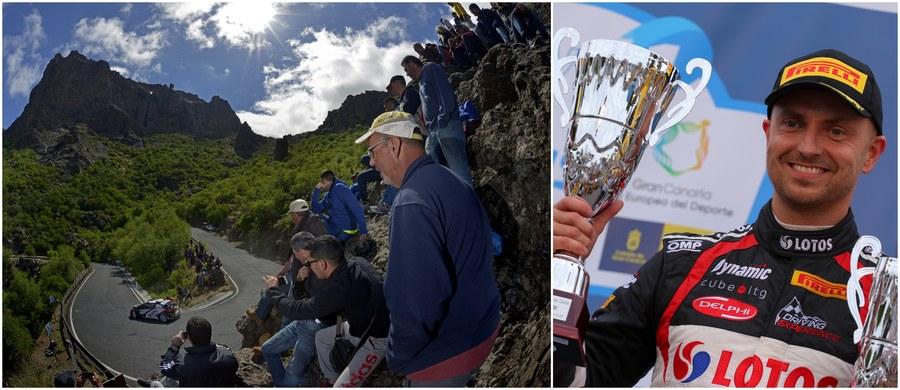 Kajetan Kajetanowicz i Jarosław Baran w świetnym stylu ukończyli Rajd Wysp Kanaryjskich - drugą rundę Rajdowych Mistrzostw Europy. Po zaciętej i bardzo wyrównanej walce zajęli drugie miejsce w klasyfikacji generalnej, a dzięki skutecznej i precyzyjnej jeździe zebrali dużą liczbę punktów, które dały im awans w klasyfikacji sezonowej na trzecią pozycję!