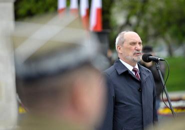 PO: Składamy wniosek do Ziobry ws. przekroczenia uprawnień przez Macierewicza