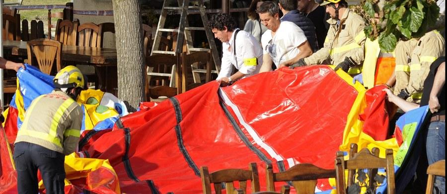 Tragiczny wypadek w hiszpańskiej Caldes de Malavella. Eksplodował tam dmuchany zamek, na którym bawiła się grupa dzieci. W wyniku obrażeń w szpitalu zmarła 6-latka, a rannych zostało sześcioro dzieci – w tym dwoje ciężko.